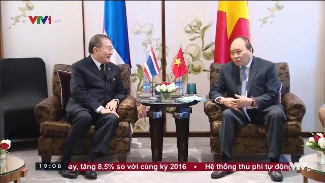 Thủ tướng Nguyễn Xuân Phúc tiếp các tập đoàn lớn của Thái Lan