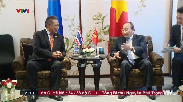 Thủ tướng Nguyễn Xuân Phúc tiếp hội hữu nghị Thái Lan Việt Nam