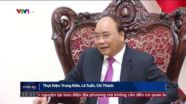 Thủ tướng Nguyễn Xuân Phúc tiếp Chủ tịch tập đoàn Charmvit