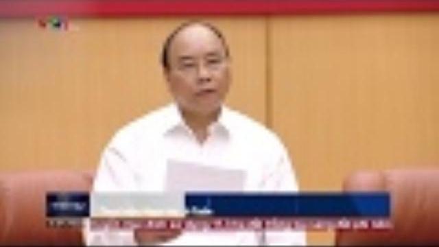 Thủ tướng Nguyễn Xuân Phúc yêu cầu tiếp tục xây dựng các khu vực phòng thủ vững mạnh
