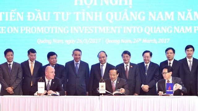 Thủ tướng Nguyễn Xuân Phúc chuẩn bị khởi động dự án khí cá voi xanh