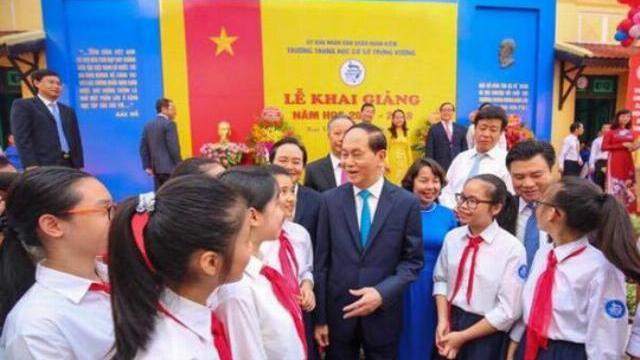 Phát huy truyền thống ngôi trường mang tên nữ anh hùng dân tộc