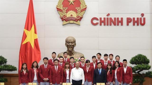 Sẽ tiếp tục đầu tư cho thể thao Việt Nam phát triển