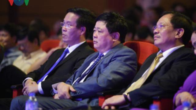 Ông Võ Văn Thưởng dự lễ kỷ niệm 72 năm ngày thành lập đài tiếng nói Việt nam