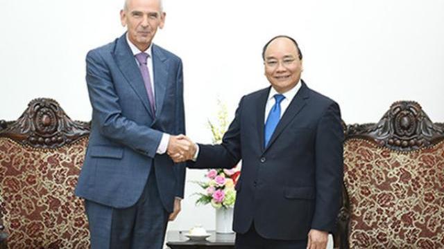 Thủ tướng Nguyễn Xuân Phúc tiếp bộ trương ngoại giao Serbia