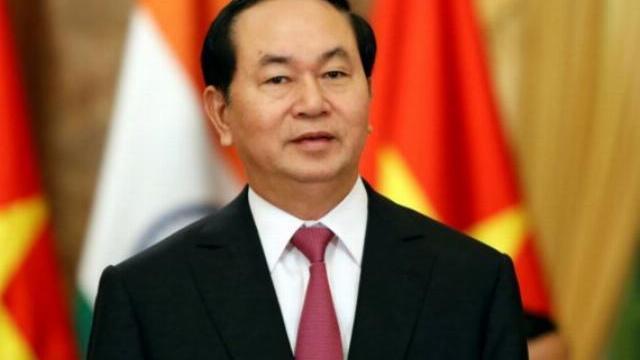 Chủ tịch nước Trần Đại Quang gửi thư chúc mừng AIPA 38