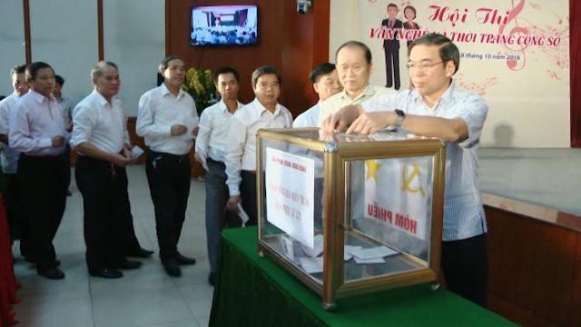 Văn phòng TW Đảng ủng hộ đồng bào miền Trung