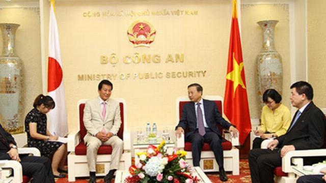 Việt Nam – Nhật Bản tăng cường hợp tác trong lĩnh vực PCCC và CNCH