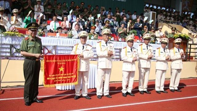Bộ trưởng Tô Lâm dự khai giảng năm học mới tại Học viện CSND