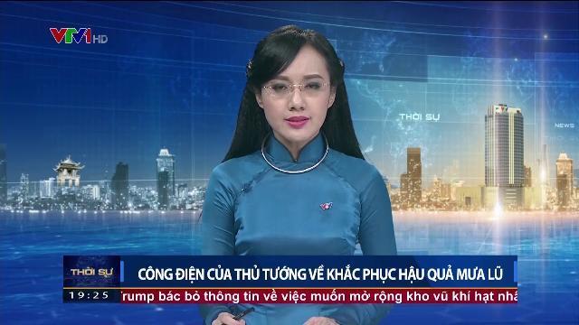 Công điện của Thủ tướng Nguyễn Xuân Phúc về khắc phục hậu quả mưa lũ
