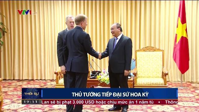 Thủ tướng Nguyễn Xuân Phúc tiếp đại sứ Hoa Kỳ