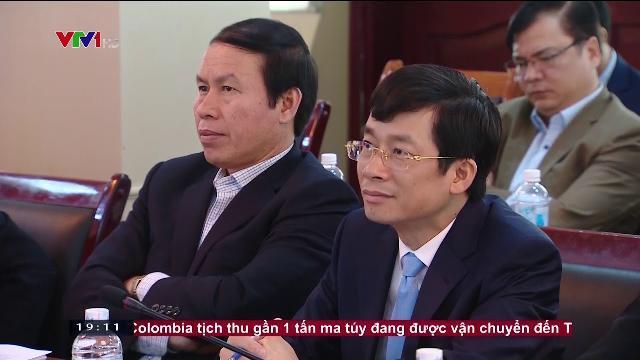 Thủ tướng Nguyễn Xuân Phúc làm việc với học viện hành chính Quốc gia, bộ nội vụ