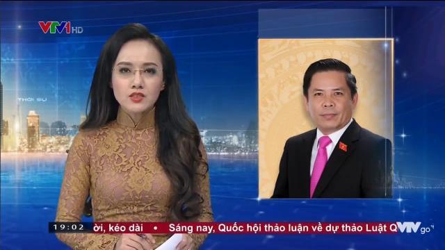 Thủ tướng Nguyễn Xuân Phúc trình phương án bổ nhiệm 2 thành viên Chính phủ