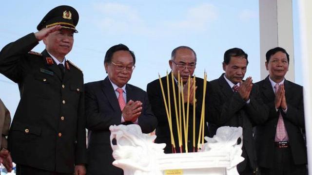 Bộ trưởng Tô Lâm làm việc tại Công an tỉnh Đăk Nông
