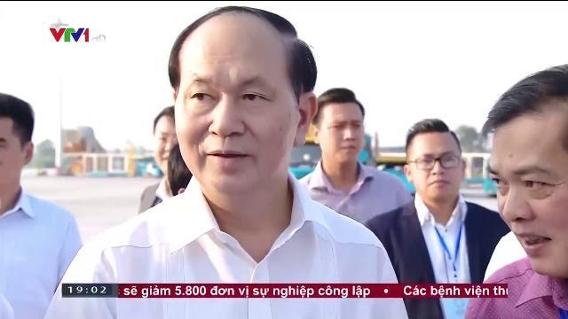 Đảm bảo công tác lễ tân, an ninh tại sân bay Đà Nẵng
