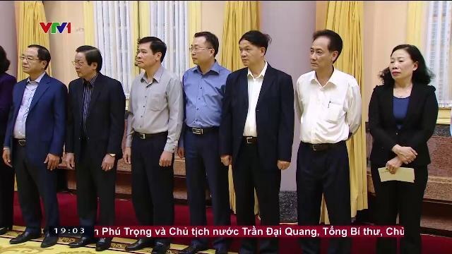 Lãnh đạo Đảng, Nhà nước ủng hộ đồng bào bị thiên tai