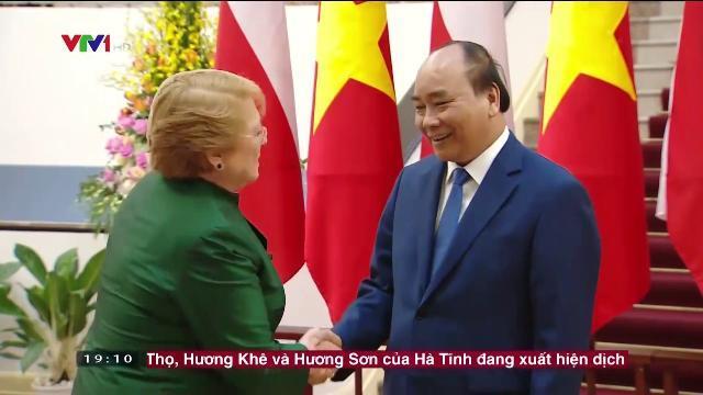 Việt Nam Chile cần mở thêm các chương trình hợp tác mới