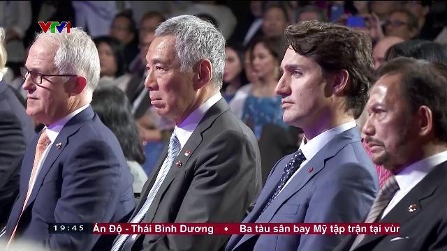 Thủ tướng Nguyễn Xuân Phúc dự lễ khai mạc hội nghị cấp cao ASEAN