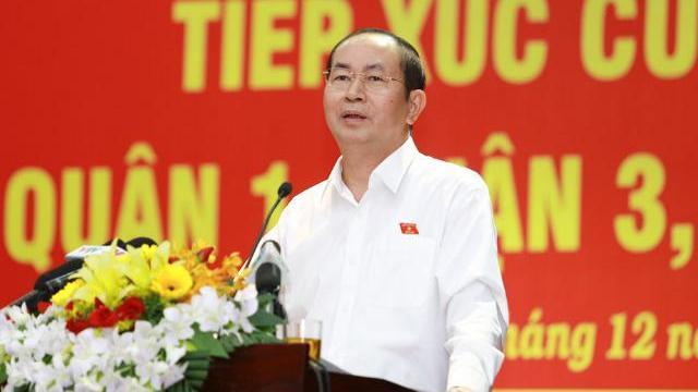 Chủ tịch nước: Chống tham nhũng không loại trừ ai