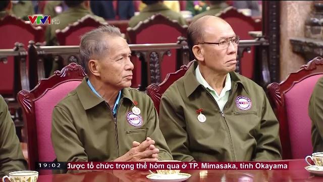 Tiếp tục vun đắp mối quan hệ đặc biệt Việt Nam Lào