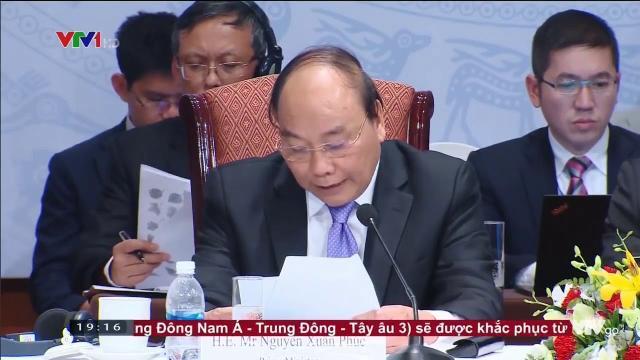 Thủ tướng Nguyễn Xuân Phúc tại diễn đàn phát triển Việt Nam