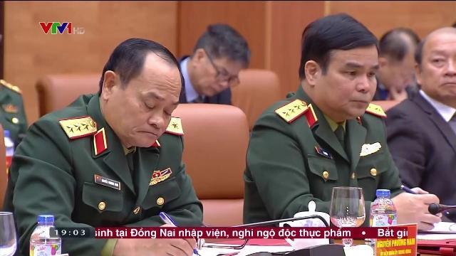 Quân ủy Trung ương tổng kết công tác quân sự, quốc phòng