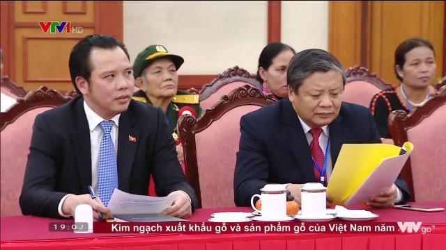 Tổng bí thư Nguyễn Phú Trọng tuyên dương các tấm gương tiêu biểu đồng bào dân tộc thiểu số