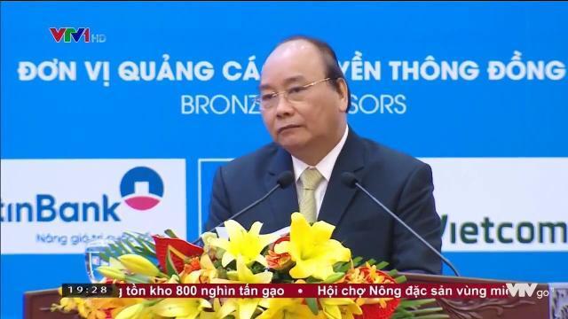 Thủ tướng Nguyễn Xuân Phúc tại diễn đàn hội nhập kinh tế Quốc tế Việt Nam 2017