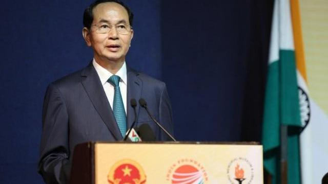 Bài phát biểu gây tiếng vang của Chủ tịch nước Trần Đại Quang trước các chính khách, học giả Ấn Độ