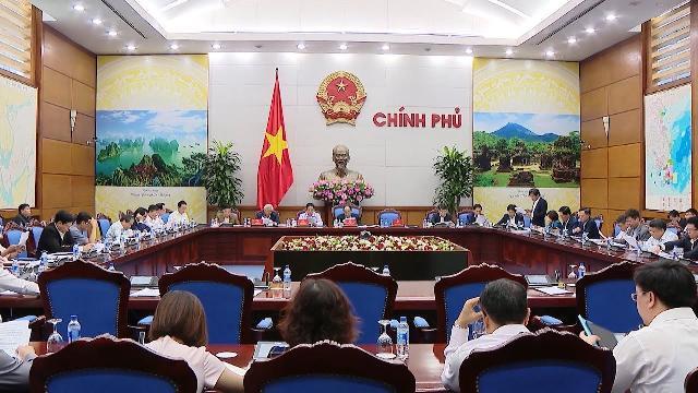 Họp Ban Chỉ đạo quốc gia về xây dựng các đơn vị hành chính - kinh tế đặc biệt