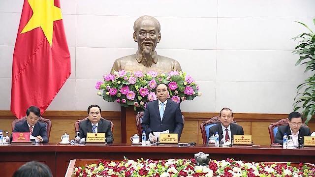 Chính phủ và Ủy ban Trung ương MTTQ Việt Nam thống nhất hành động để xây dựng đất nước