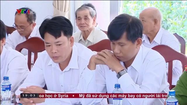 Tổng bí thư Nguyễn Phú Trọng kiểm tra nghị quyết đi vào cuộc sống