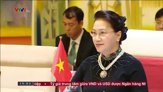CTQH Nguyễn Thị Kim Ngân tiếp CTQH Iran thăm chính thức Việt Nam