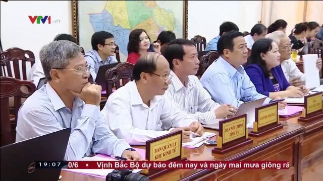 Tổng bí thư Nguyễn Phú Trọng làm việc với cán bộ tỉnh An Giang