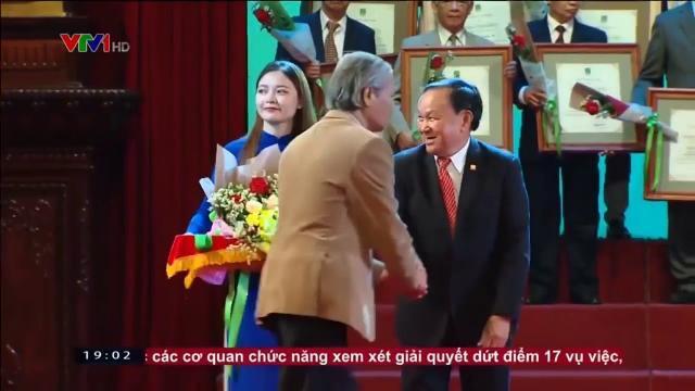 Thủ tướng Nguyễn Xuân Phúc dự lễ kỷ niệm 70 năm thành lập hội kiến trúc sư Việt Nam