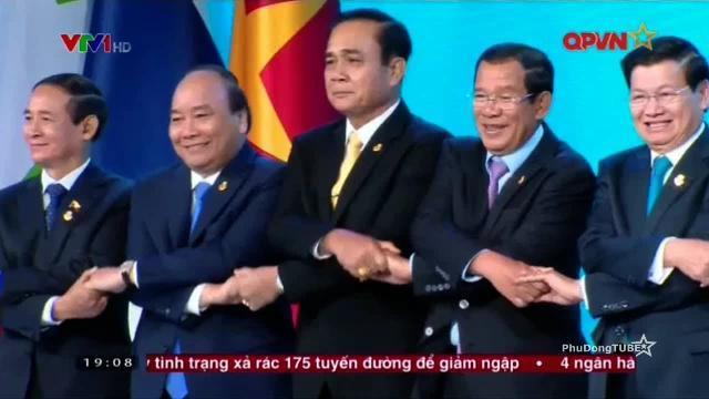 Thủ tướng Nguyễn Xuân Phúc tham dự Hội nghi cấp cao ACMECS