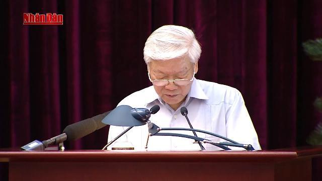 Toàn văn phát biểu kết luận của Tổng Bí thư Nguyễn Phú Trọng tại Hội nghị toàn quốc về công tác PCTN