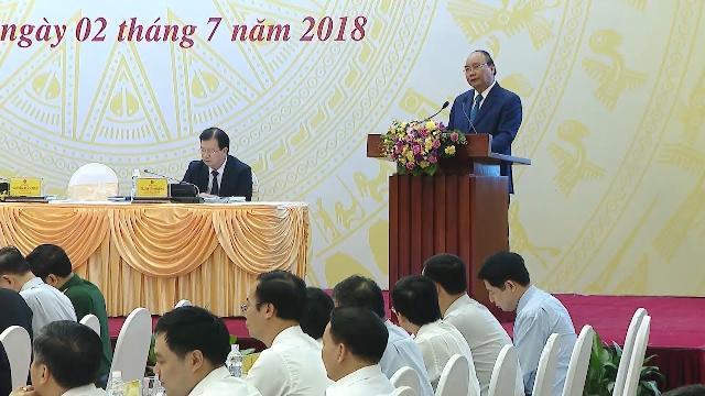Thủ tướng yêu cầu các trưởng ngành và địa phương cần thiết thực trong công việc