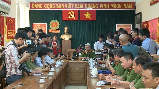Bắt 8 đối tượng gây ra vụ nổ tại trụ sở công an phường ở TP Hồ Chí Minh