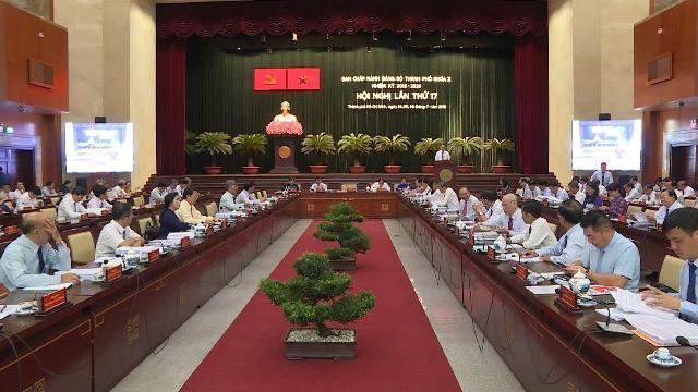 TP Hồ Chí Minh cần tháo gỡ vướng mắc để thực hiện thành công 7 chương trình đột phá