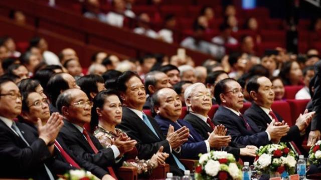 Lễ kỷ niệm 10 năm Hà Nội mở rộng địa giới hành chính và đón nhận Huân chương Độc lập hạng nhất