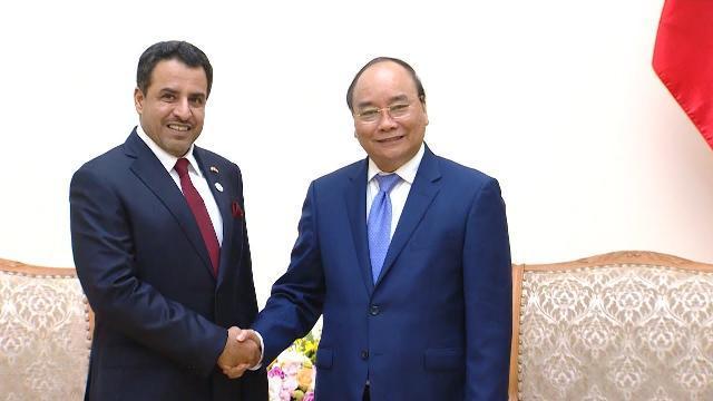 Thủ tướng tiếp Đại sứ Các Tiểu vương quốc Ả-rập thống nhất