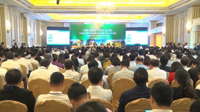 Thủ tướng chủ trì Hội nghị toàn quốc về thúc đẩy đầu tư nông nghiệp