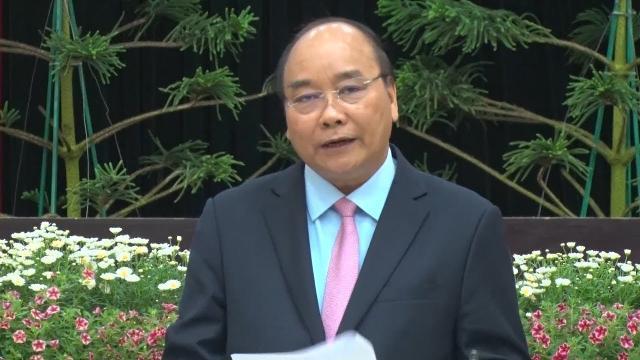 Thủ tướng làm việc với lãnh đạo chủ chốt tỉnh Lâm Đồng