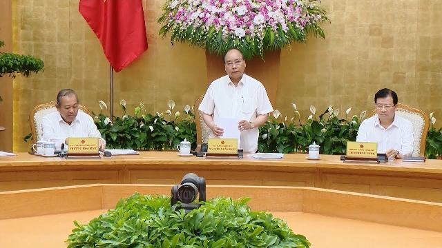 Thủ tướng yêu cầu phải giữ vững ổn định kinh tế vĩ mô, kiểm soát tốt lạm phát