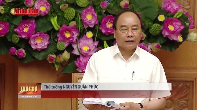 Thủ tướng chủ trì phiên họp lần thứ nhất Ban Chỉ đạo quốc gia về cơ cấu lại nền kinh tế