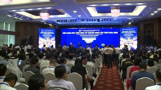 Thủ tướng dự khai mạc Hội nghị Xúc tiến đầu tư vào Cần Thơ