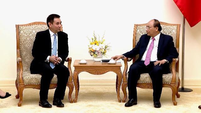 Thủ tướng tiếp Nhà sáng lập kiêm CEO của Công ty năng lượng Gulf Energy Development (Thái Lan)