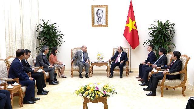Thủ tướng tiếp Giám đốc điều hành Công ty Pepsico khu vực châu Á