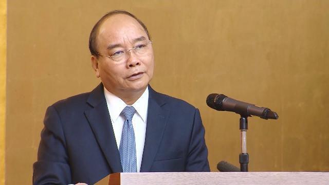 Thủ tướng gặp mặt Đoàn đại biểu người Việt Nam tài năng trong lĩnh vực khoa học và công nghệ